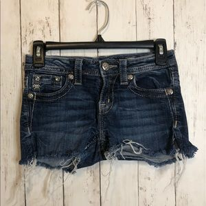 Miss Me Cut-Off Shorts